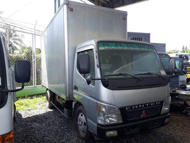 cae1db26d01b03 Mitsubishi Canter Closed Van PV63 – Known Industries